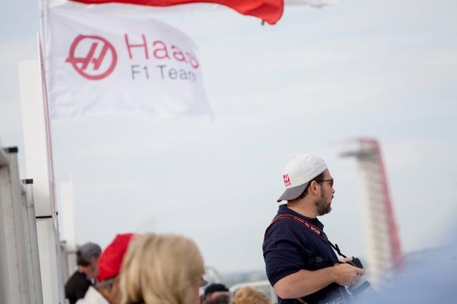 Haas Man